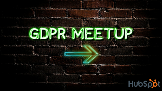 GDPR for Marketers: Join Us for a Meetup in Tel Aviv