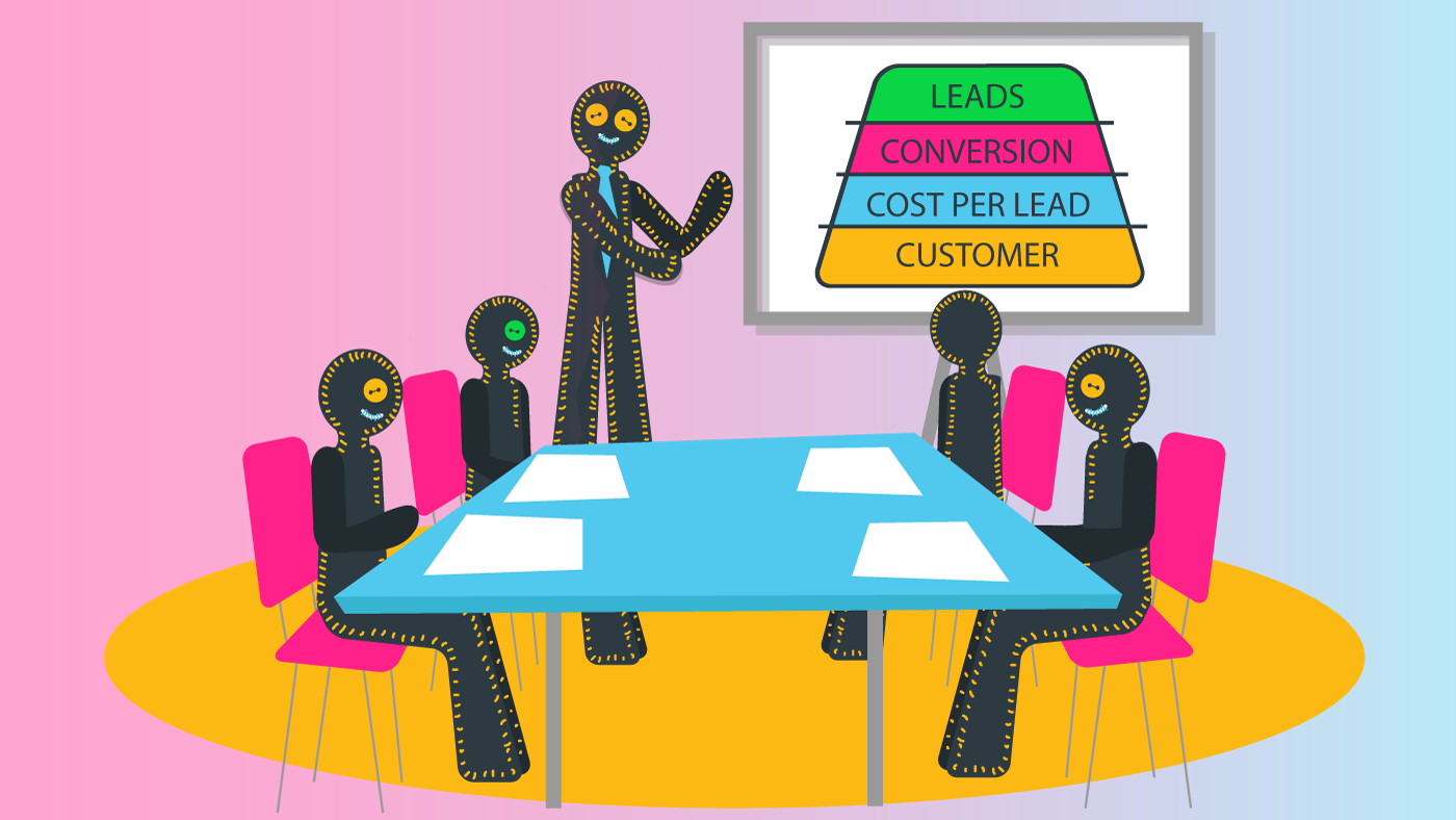 Are You Presenting Relevant B2B Marketing KPIs to Your Board?