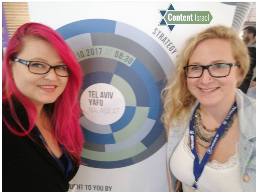 Content Israel 2017 - Recap and Highlights
